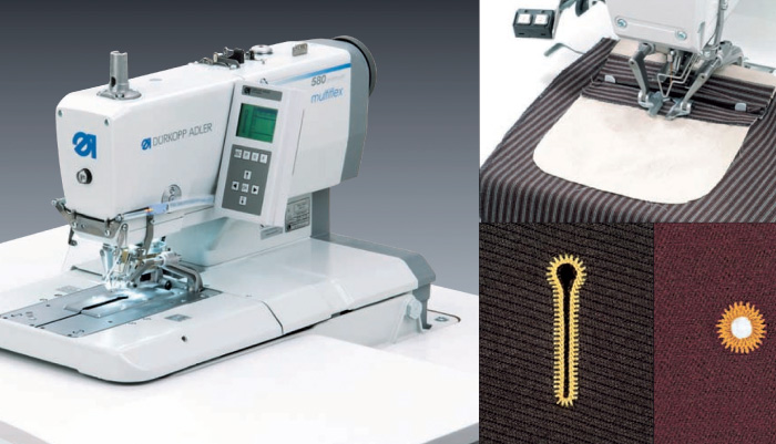 Giorgetti giorgio macchine da cucire macchine per la for Aghi macchina da cucire